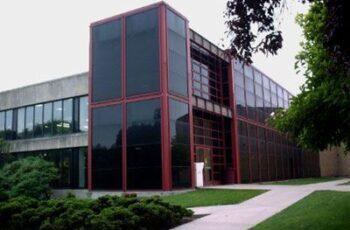 Klinck Memorial Library